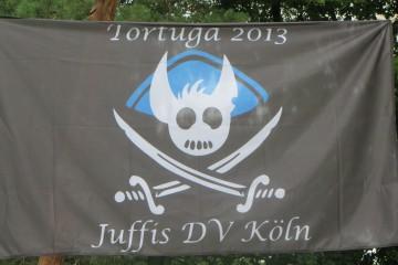 Tortuga, das Juffi-Sommerlager 2013