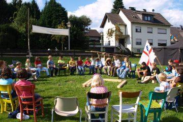 Abenteuerspielplatz 2008