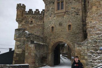 Wölflingsfahrt Schloss Dhaun